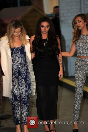 Little Mix, Perrie Edwards, Jesy Nelson and Jade Thirwall