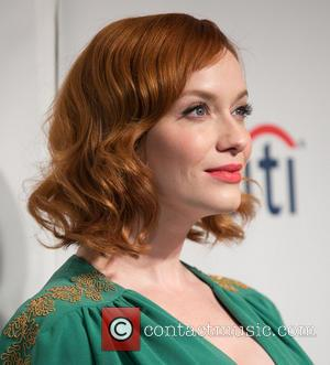 Christina Hendricks - PaleyFest 2014: 'Mad Men' presentation at The Dolby Theatre - Arrivals - Los Angeles, California, United States...