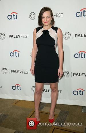 Elisabeth Moss - PaleyFest 2014: 'Mad Men' presentation at The Dolby Theatre - Arrivals - Los Angeles, California, United States...
