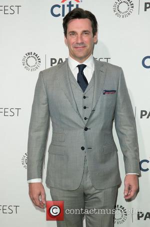 Jon Hamm - PaleyFest 2014: 'Mad Men' presentation at The Dolby Theatre - Arrivals - Los Angeles, California, United States...