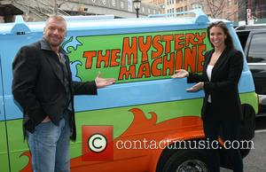 Triple H, Stephanie McMahon and Paul Michael Levesque - The world premiere of 'Scooby-Doo! WrestleMania Mystery' held at Tribeca Cinemas...