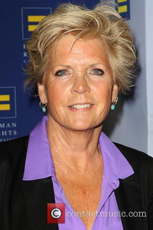 Meredith Baxter - Human Rights Campaign Los Angeles Gala Dinner - Arrivals - Los Angeles, California, United States - Saturday...