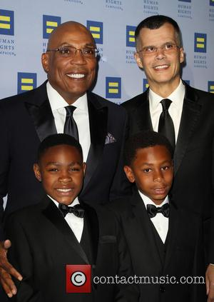 Paris Barclay, Christopher Mason and Their Children