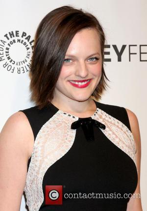 Elisabeth Moss - PaleyFEST 2014: 'Mad Men' presentation - Arrivals - Los Angeles, California, United States - Saturday 22nd March...