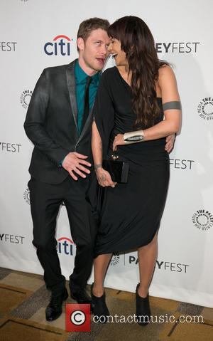 Joseph Morgan and Persia White - PaleyFest 2014: 'Originals' presentation held at The Dolby Theatre - Los Angeles, California, United...
