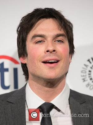Ian Somerhalder - PaleyFest 2014: 'The Vampire Diaries' presentation at The Dolby Theater - Los Angeles, California, United States -...