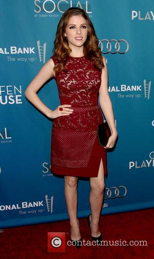 Anna Kendrick - The Geffen Playhouse presents its annual Geffen fundraiser honoring The Walt Disney Studios Chairman, Alan F. Horn...
