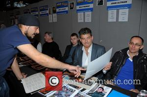 John Altman - Birmingham MCM Comic Con - Day 1 - Birmingham, United Kingdom - Saturday 22nd March 2014