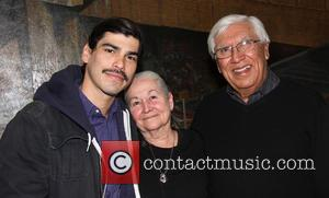 Raul Castillo and parents