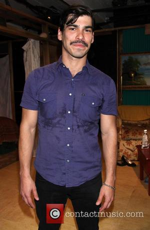 Raul Castillo - The cast of HBO's Looking Visits INTAR's
