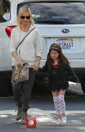 Sarah Michelle Gellar and Charlotte Prinze - Sarah Michelle Gellar takes daughter Charlotte, sporting a tutu and leg warmers, to...