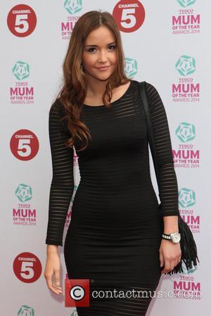 Jacqueline Jossa - Tesco Mum Of The Year Awards 2014 at The Savoy - Arrivals - London, United Kingdom -...
