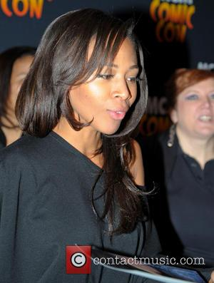 Nicole Beharie - Birmingham MCM Comic Con - Day 2 - Birmingham, United Kingdom - Sunday 23rd March 2014