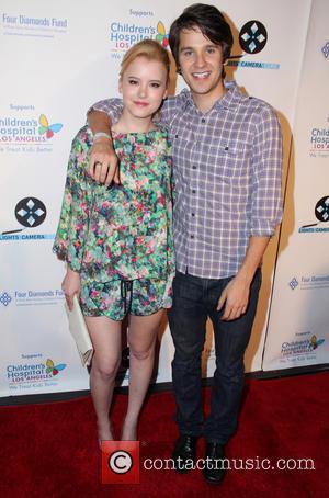 Taylor Spreitler and Devon Werkheiser