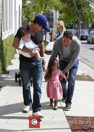 Mario Lopez, Joe Francis, Abbey Wilson, Gia Lopez and Dominic Lopez