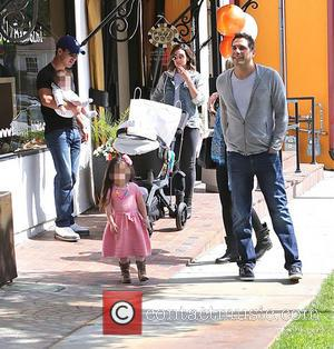 Mario Lopez, Joe Francis, Courtney Mazza, Gia Lopez and Dominic Lopez