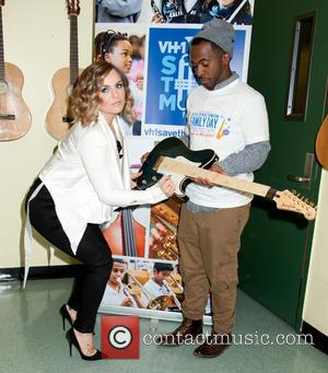JoJo - VH1 Save the Music Family Day - New York, New York, United States - Sunday 23rd March 2014