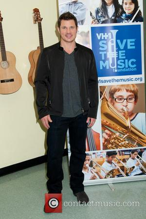 Nick Lachey - VH1 Save the Music Family Day - New York, New York, United States - Sunday 23rd March...