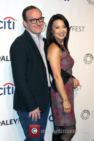Clark Gregg and Ming-Na Wen - PaleyFEST 2014 Agents of SHIELD - Los Angeles, California, United States - Sunday 23rd...
