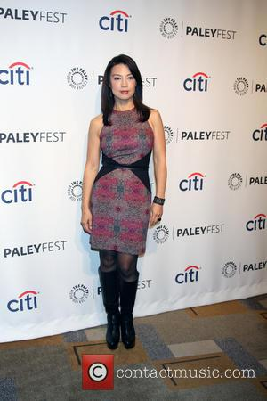 Ming-Na Wen - PaleyFEST 2014 Agents of SHIELD - Los Angeles, California, United States - Sunday 23rd March 2014