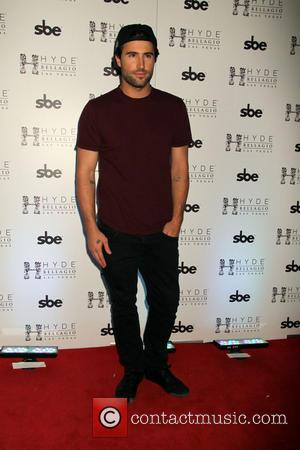 Brody Jenner - Reality Star BRODY JENNER Hosts A Wild Spring Break Bash At Hyde Nightclub Inside Bellagio Hotel and...