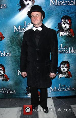 Cliff Saunders - Opening Night After Party for Broadway's Les Miserables at the Imperial Theatre - Arrivals. - New York,...