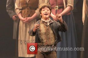 Les Miserables and Gaten Matarazzo
