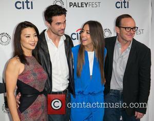 Ming-Na Wen, Brett Dalton, Chloe Bennet and Clark Gregg - PaleyFest 2014 -