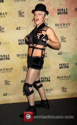 Perez Hilton - Perez Hilton hosts a Madonna themed party to celebrate his 36th Birthday - New York City, New...