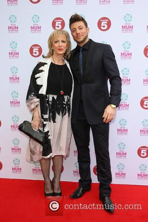 Duncan James and Mum