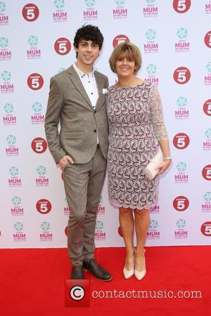 Matt Richardson and Mum