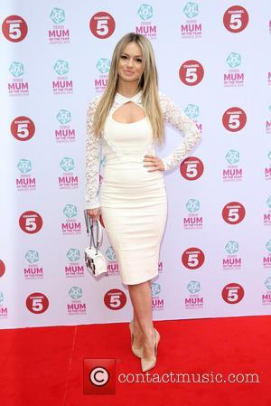 Ola Jordan - Tesco Mum of the Year Awards 2014 held at the Savoy - Arrivals - London, United Kingdom...