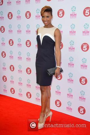 Denise Lewis - Tesco Mum of the Year Awards 2014 held at the Savoy - Arrivals - London, United Kingdom...