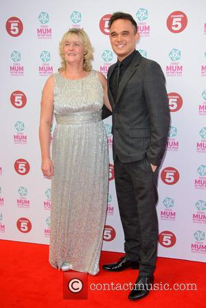 Gareth Gates - Tesco Mum of the Year Awards 2014 held at the Savoy - Arrivals - London, United Kingdom...
