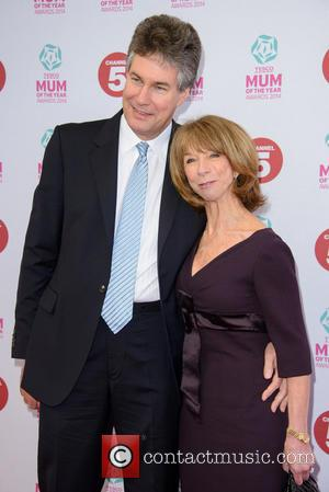 Helen Worth - Tesco Mum of the Year Awards 2014 held at the Savoy - Arrivals - London, United Kingdom...