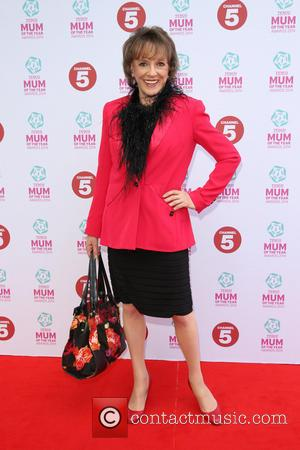 Esther Rantzen - Tesco Mum of the Year Awards 2014 held at the Savoy - Arrivals - London, United Kingdom...