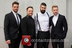 Shane Lynch, Mikey Graham, Ronan Keating, Boyzone, Keith Duffy
