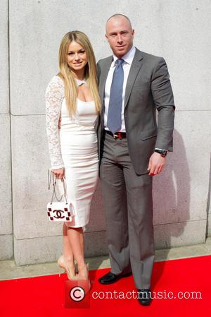 Ola Jordan and James Jordan - Tesco Mum of the Year Awards 2014 held at the Savoy - Arrivals -...