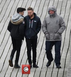 Zayn Malik and Liam Payne