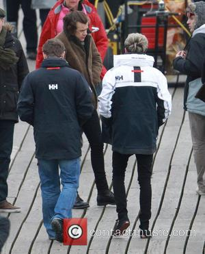 Niall Horan and Harry Stlyles