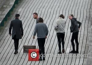 Niall Horan, Zayn Malik, Liam Payne, Harry Styles and Louis Tomlinson