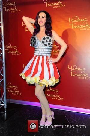 Katy Perry wax figure - Gabriella