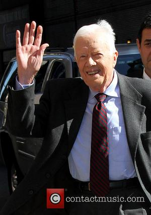 Jimmy Carter's Grandson Arrested