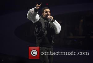 Drake - Drake performs live at London's O2 Arena - London, United Kingdom - Monday 24th March 2014