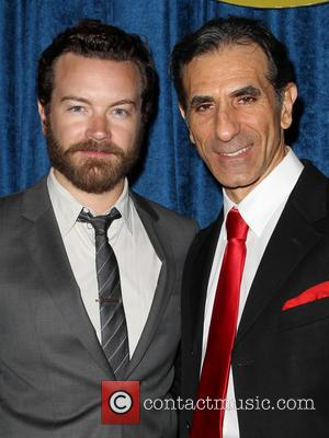 Danny Masterson and Enzo di Taranto - Youth for Human Rights International (YHRI) Celebrity Benefit at Beso Restaurant - Los...
