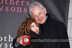 Bernadette Peters and Victor Garber - Opening Night for the Broadway play