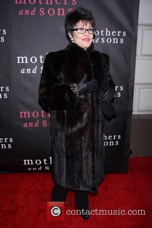 Chita Rivera - Opening Night for the Broadway play