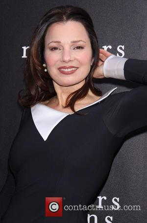 Fran Drescher - Opening Night for the Broadway play
