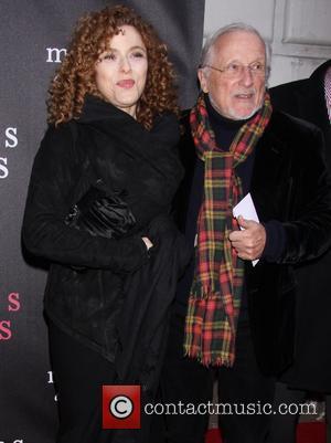 Bernadette Peters and Stan Herman