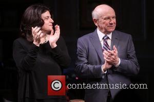 Sheryl Kaller and Terrence Mcnally